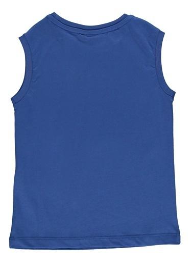 Hummel Çocuk Atlet Tony 910850-4248 Mavi